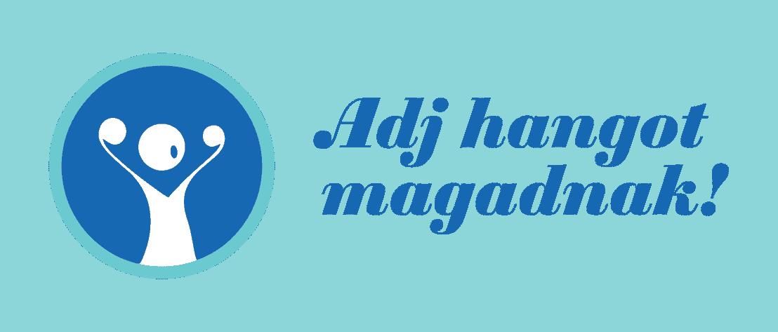 Adj Hangot Magadnak – Vollner Judit Logo
